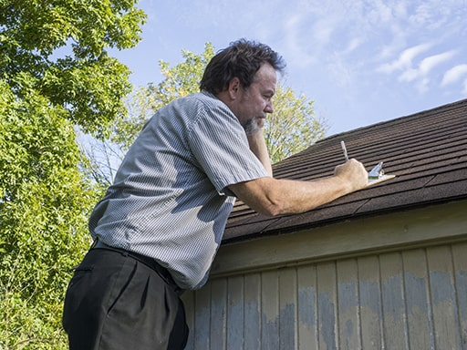 roofing estimate in Austin
